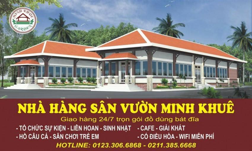 Nhà hàng Minh Khuê