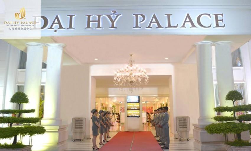 Trung Tâm Hội Nghị Tiệc Cưới Đại Hỷ Palace