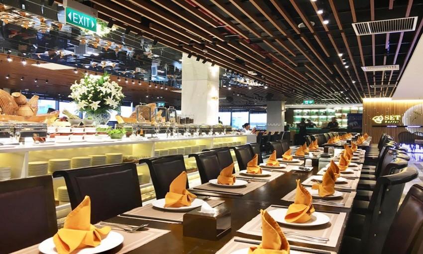 Buffet hải sản SET
