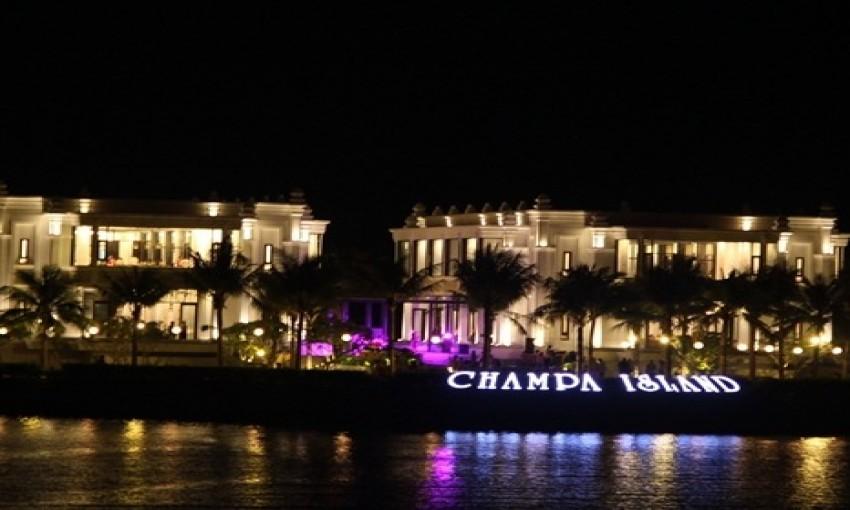 Nhà hàng Champa Island