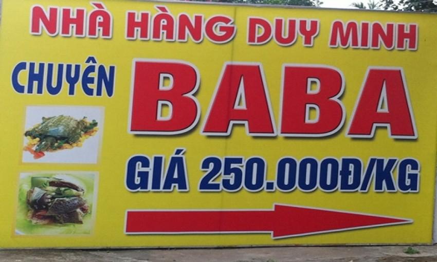 Nhà hàng sinh thái Duy Minh