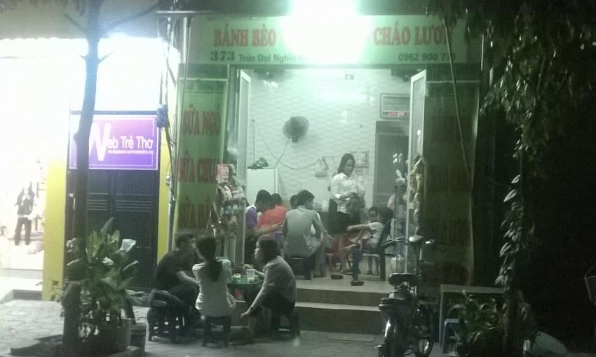 Quán Thương Béo - Món ăn Nghệ An, Hà Tĩnh