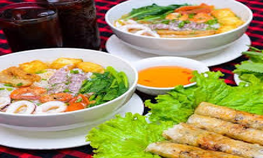 Nhà hàng Cường Cù Kỳ - Đặc sản bún Hạ Long