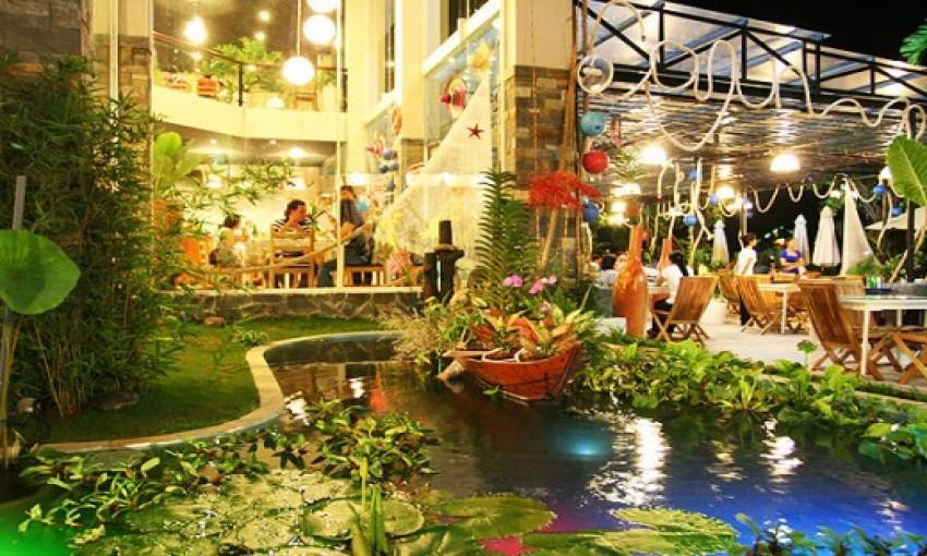 Nhà hàng Bốn Mùa Hải Sản