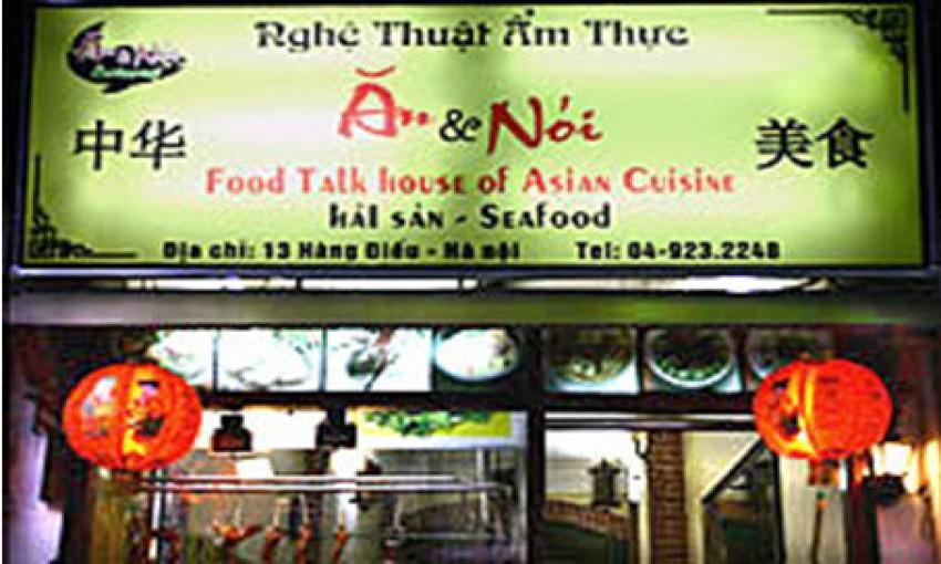 Nhà hàng Ăn và Nói
