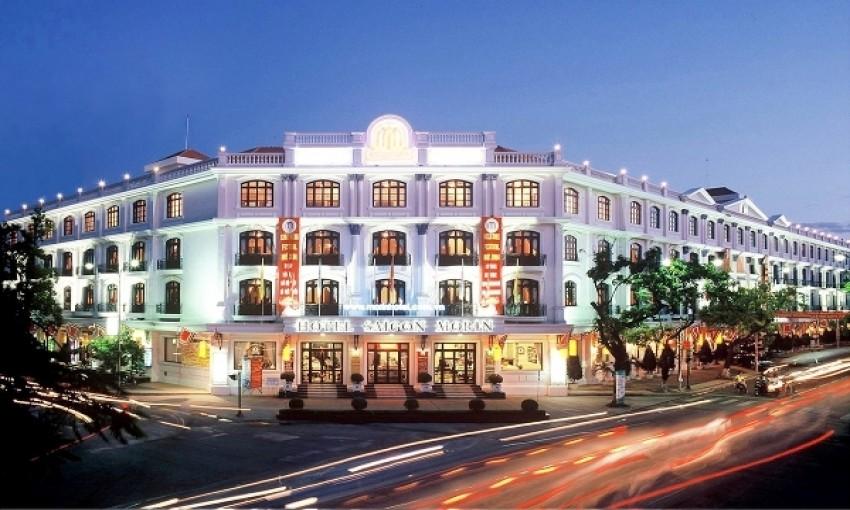 Khách sạn Sài Gòn Morin Huế