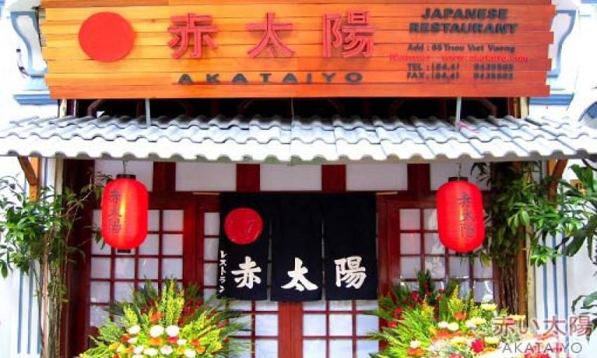 Nhà Hàng Akataiyo