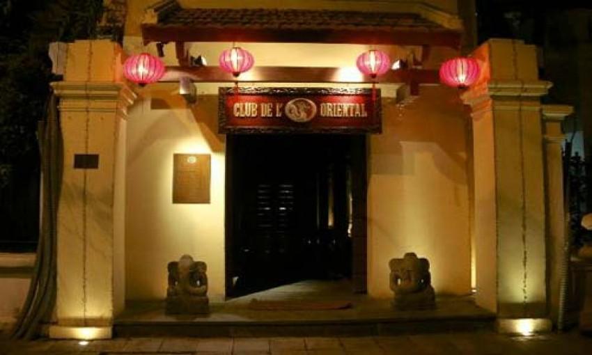 Nhà hàng Club de L' Oriental