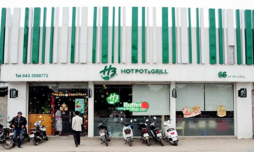 Nhà hàng H3 Hotpot & Grill