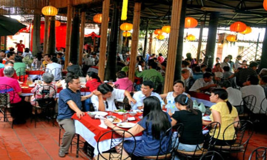 Nhà hàng Bông Sen