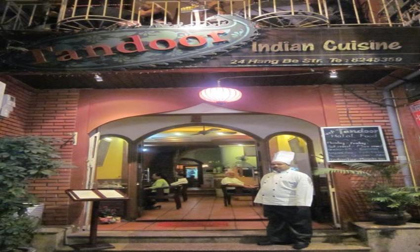 Nhà hàng Tandoor