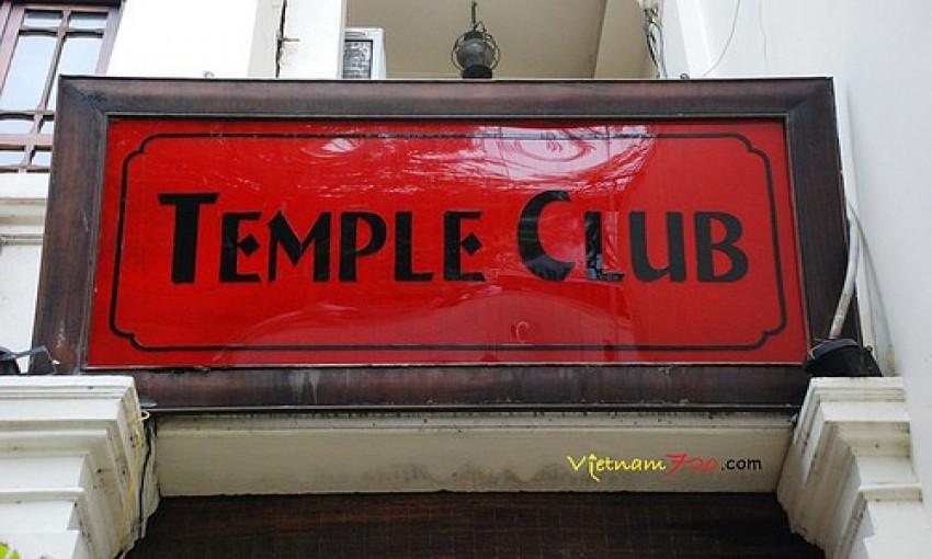 Nhà hàng Temple