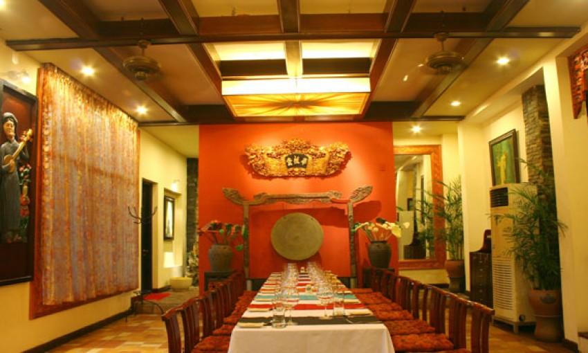 Nhà hàng Buffet Việt