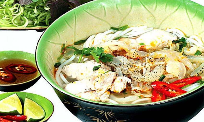 Nhà hàng Bún sứa cá