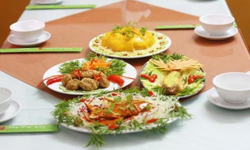 Nhà hàng Cơm Chay Nàng Tấm