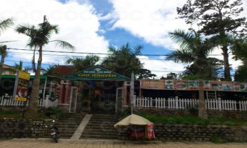 Nhà hàng Cao Nguyên