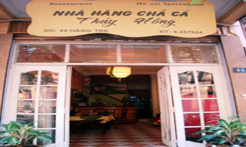 Nhà hàng Chả Cá Thuý Hồng