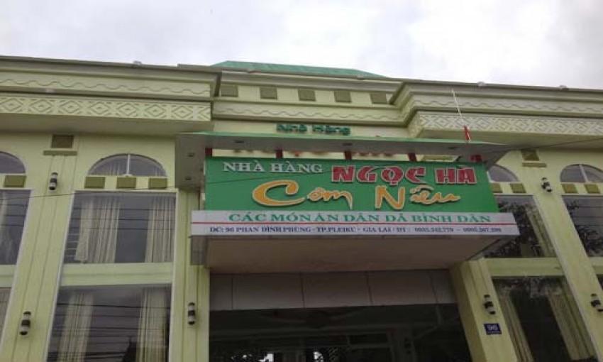 Nhà hàng Cơm Niêu Ngọc Hà