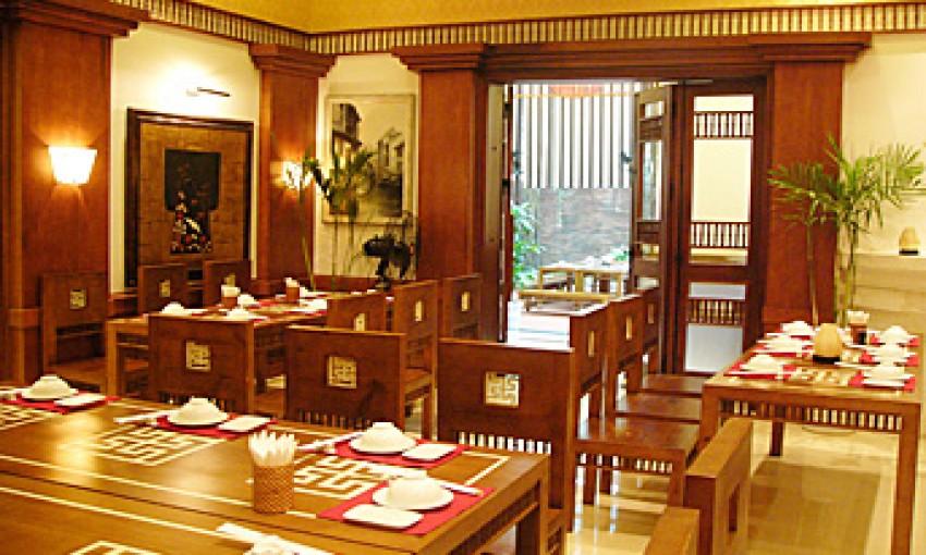 Nhà hàng Hội Đô