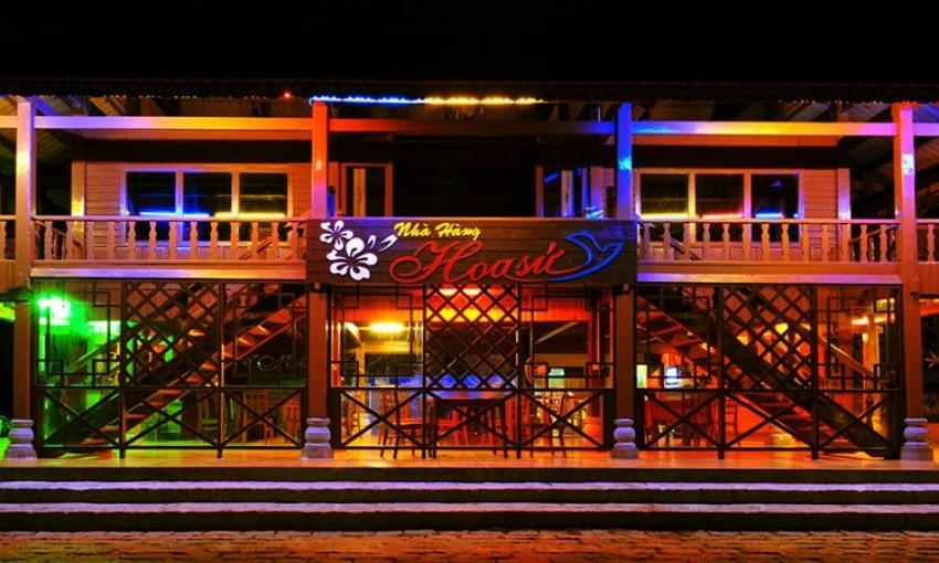 Nhà hàng Hoa Sứ - Peaceful Resort
