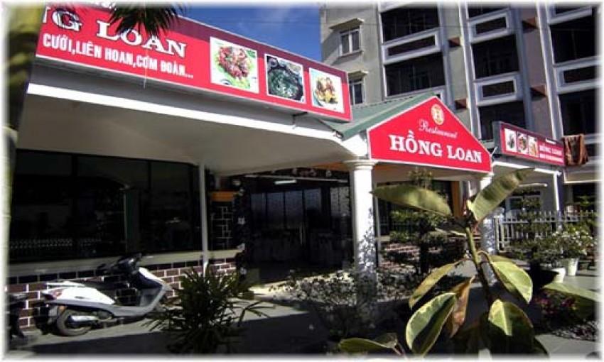 Nhà hàng Hồng Loan