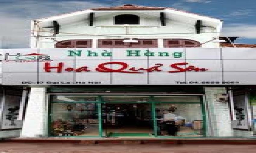 Nhà hàng Hoa Quả Sơn