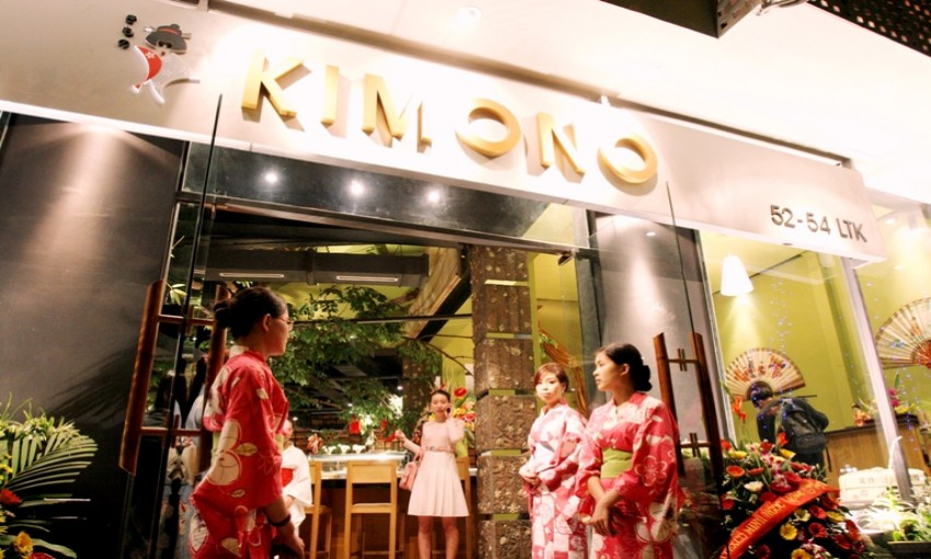 Nhà hàng Kimono