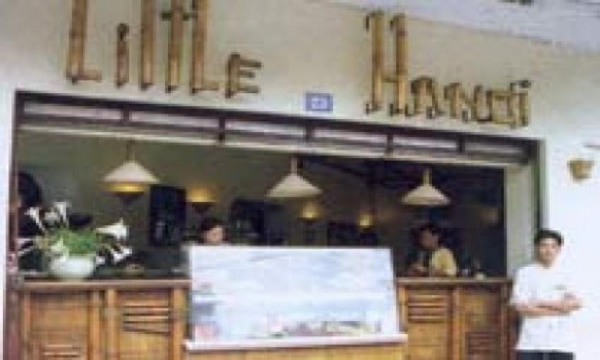 Nhà hàng Little Hanoi