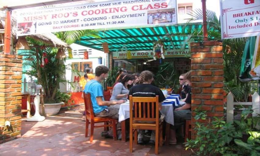 Nhà hàng Missy Roo