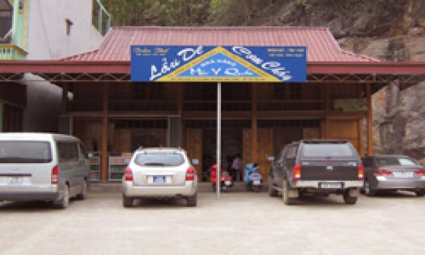 Nhà hàng Trần Thế - Mộc Y Quán