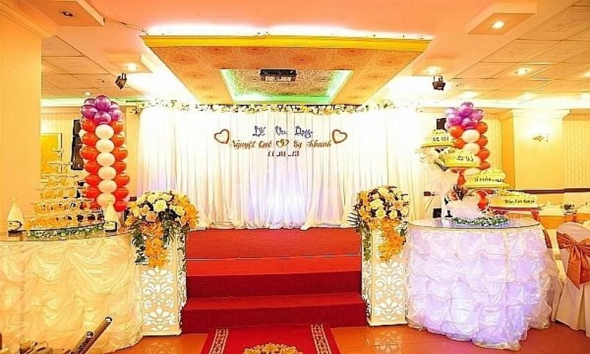 Nhà hàng tiệc cưới Festival