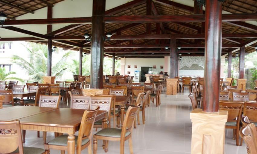 Nhà hàng Non Nước Resort.