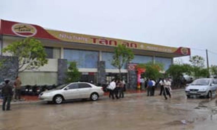 Nhà hàng Tân An