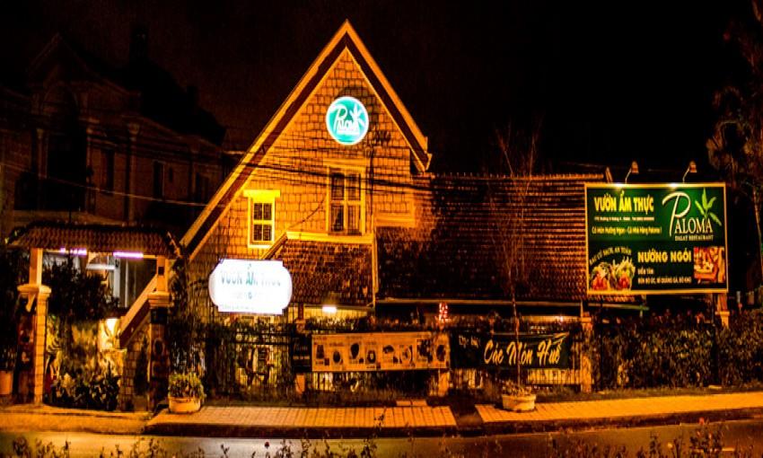 Nhà hàng Paloma Đà Lạt