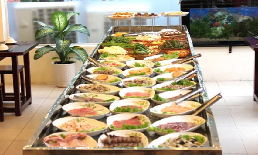 Nhà hàng Buffet Paradise Hot Pot