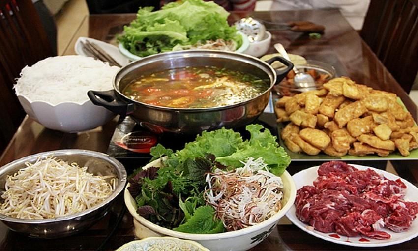 Nhà hàng Đồng Giao