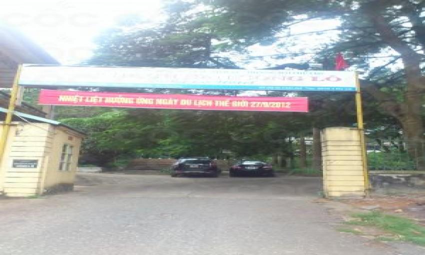 Nhà hàng khách sạn Sông Lô