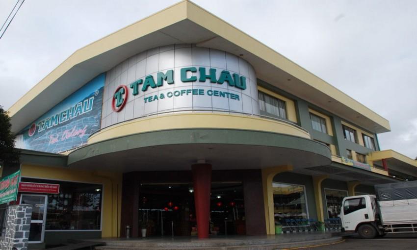 Nhà hàng Tâm Châu