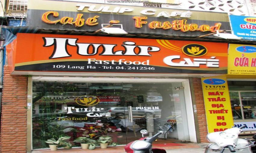 Nhà hàng Tulip Café