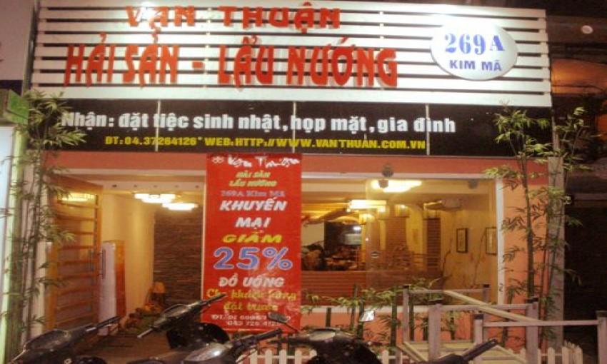Nhà hàng Vạn Thuận