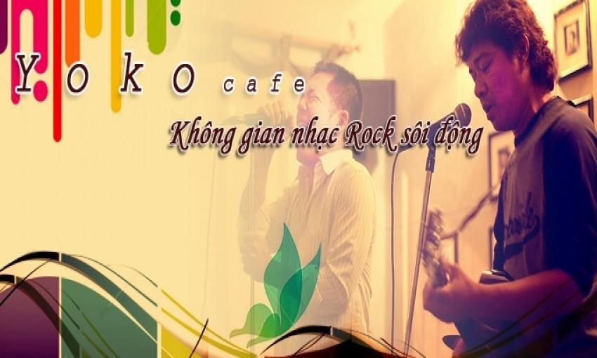 Cà phê nhạc sống Yoko