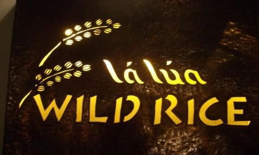 Nhà Hàng Wild Rice - Lá lúa