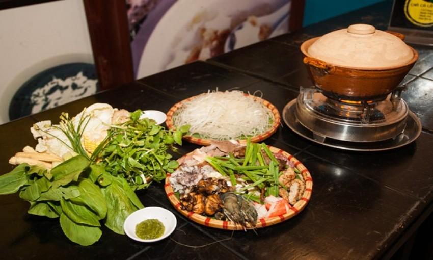 Nhà hàng Sân Vườn Sài Gòn Star