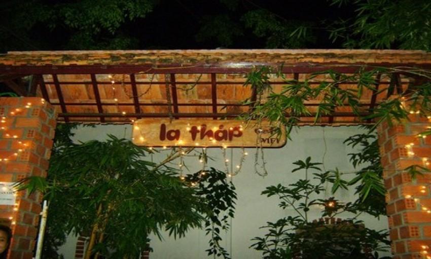 Cafe La Tháp