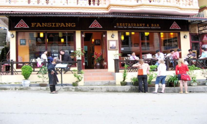 Nhà hàng Fansipan SAPA