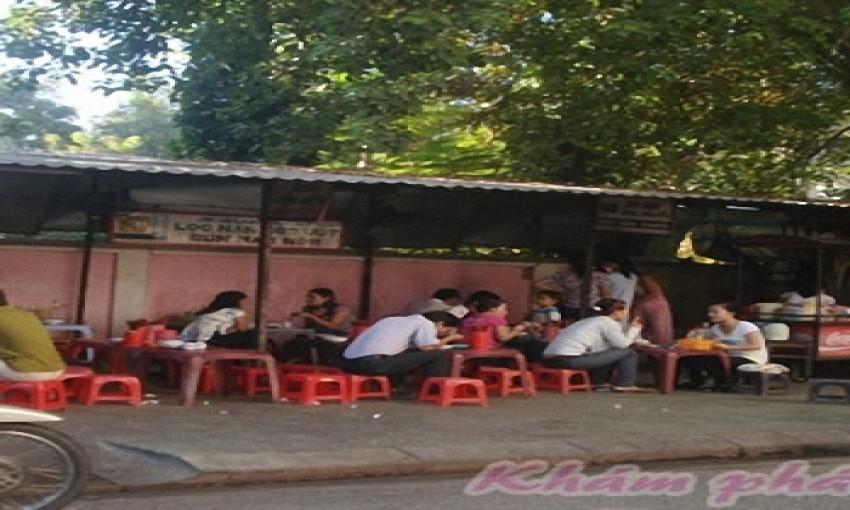Nhà hàng Cơm hến Trương Định