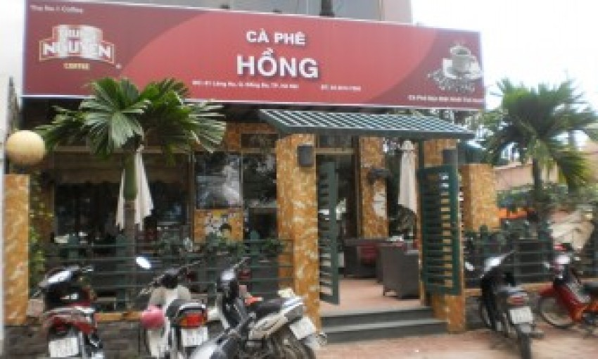 Cafe Hồng