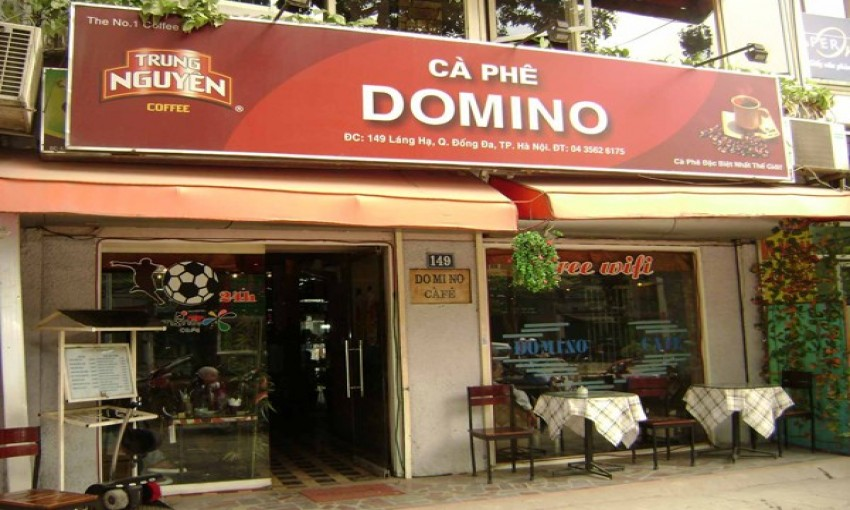 Cafe Domino