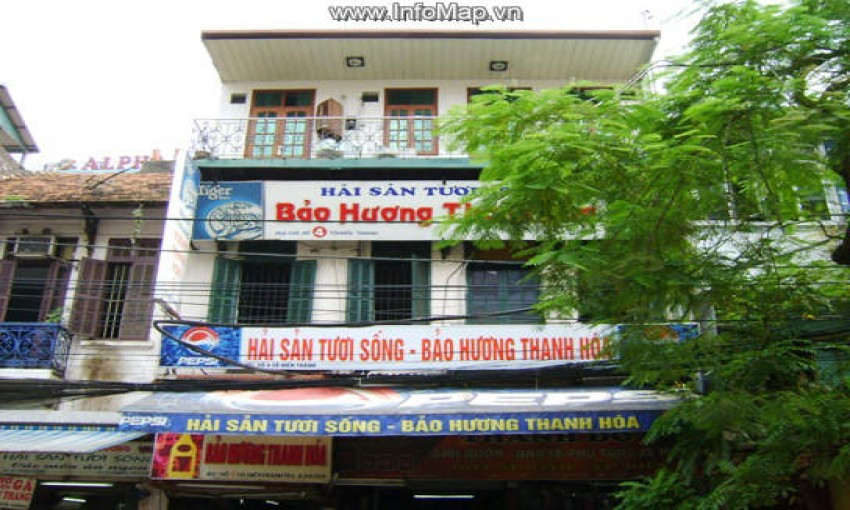 Nhà hàng Hải Sản Bảo Hương Thanh Hóa