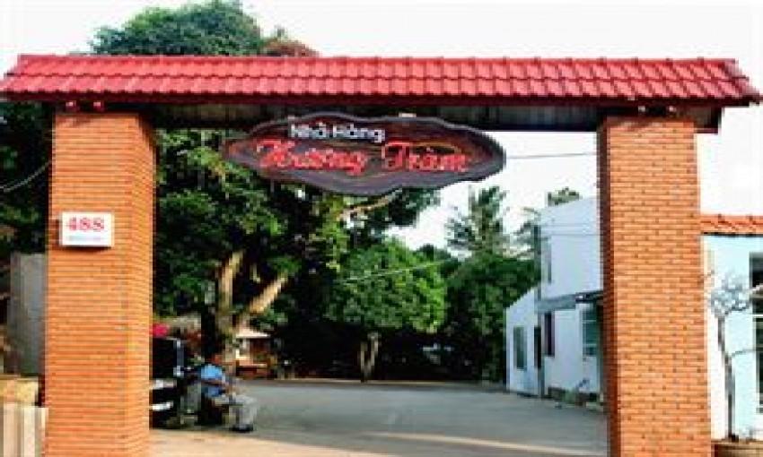 Nhà hàng Hương Tràm 2